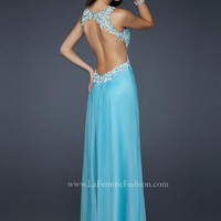 La Femme 17520 at Prom Dress Shop