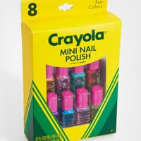 Crayola Mini Nail Polish Set