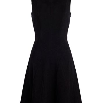 Full Circle Jackie jackie o style retro dress Black - House of Fraser