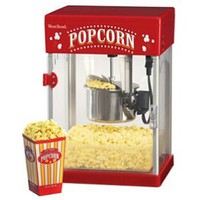 West Bend Stir Crazy 82512 Popcorn Maker, Focus Electrics, LLC - Barnes & Noble