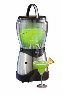 Nostalgia Electrics? HSB-590 Margarator? Frozen Drink Machine, Stainless Steel, Nostalgia Products Group - Barnes &amp; Noble