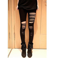 Korean Slim Sexy Bottoming Pants Legging - ON SALE