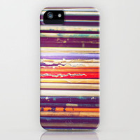 Grandpa's Records iPhone Case by Amy Hamilton | Society6