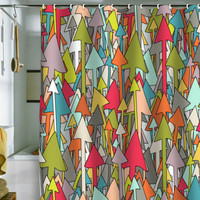 DENY Designs Home Accessories | Sharon Turner Earth Up Shower Curtain