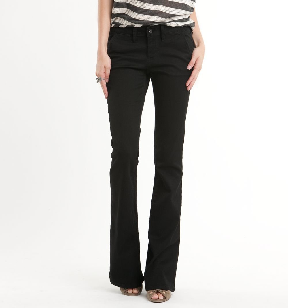 Bullhead Black Skinny Flare Jeans - PacSun.com