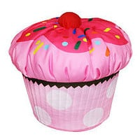 Harmony Kids Cupcake Bean Bag - Pink