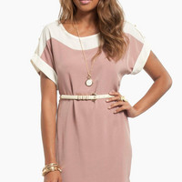 Sierra Belted Shift Dress $37