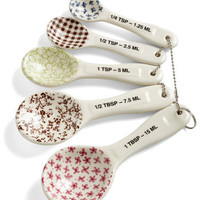 Spice Craft Measuring Spoons | Mod Retro Vintage Kitchen | ModCloth.com