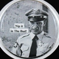 $5.25 barney fife nip it in the bud Magnet from by picardcreative