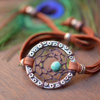 Daydreamer- A Dreamcatcher Bracelet