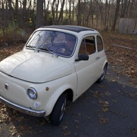 1970 Vintage Fiat 500L | Second Shout Out, Vintage Marketplace