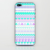 TWIN SHADOW by Vasare Nar and Kris Tate iPhone & iPod Skin by Vasare Nar | Society6