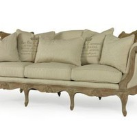One Kings Lane - Century Furniture - Carley Sofa