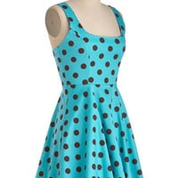 Princess of Prints Dress | Mod Retro Vintage Dresses | ModCloth.com