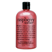 Sephora: Raspberry Sorbet : body-cleanser-bath-body