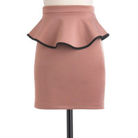 Party Planning Professional Skirt | Mod Retro Vintage Skirts | ModCloth.com