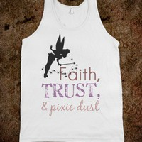 Peter Pan Quote Tee - C's Boutique