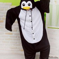 Lovely Animal Costume Cosplay Adult Unisex Kigurumi Pajamas Onesuit Pyjamas K110