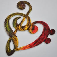 Musicality Wooden heART -Rasta