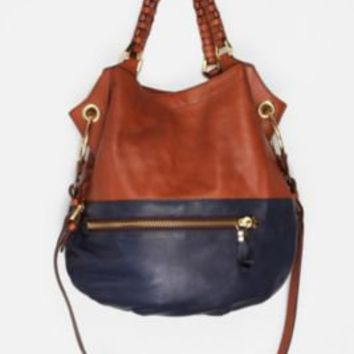 UrbanOutfitters.com > Oryany Two-Tone Zip Satchel