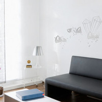 Surface Collective's Wall Tattoos / Wall Decals / Laptop Decals - Product - Bling