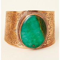 Natalie B Jewelry - Gioia Cuff