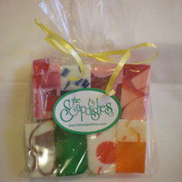 Variety of Soaps