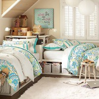 Paisley Pop Bedroom
