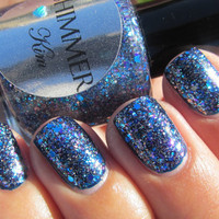 Shimmer Nail Polish - Kim