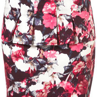 **Mini Peplum Skirt by Oh My Love - Sale  - Sale & Offers