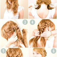 The Boho Braid: Tutorial | Bangstyle