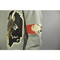 10 Deep Bisons Sweatshirt (Gray) | Hoodies+Crews | Snaphats.com