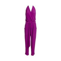 Riley Fushia Jumpsuit / www.reiss.com