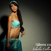 Princess Jasmine Halloween Costume
