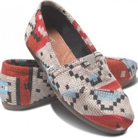 Tribal Knit Women's Classics | TOMS.com