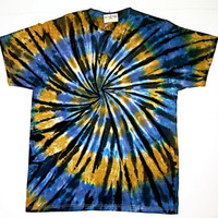 Tie Dye Shirt/ Adult Large