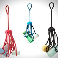 Suspended Squid Shower Caddy