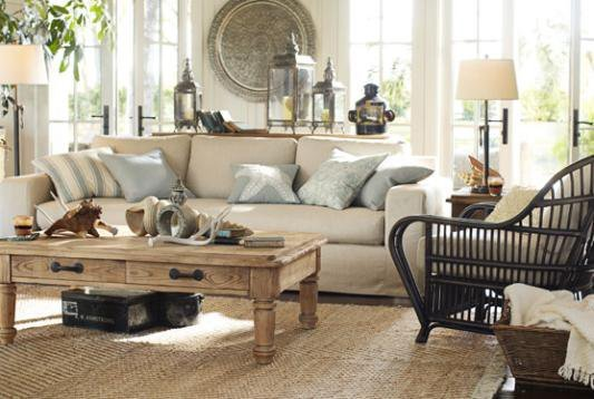 room decorating ideas room d cor ideas from pottery barn