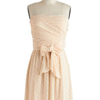 Buttercream Icing Dress | Mod Retro Vintage Dresses | ModCloth.com