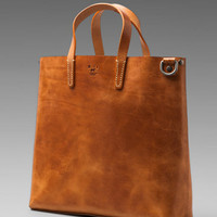 WILL Leather Goods Douglas Tote in Natural from REVOLVEclothing.com