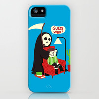 Guess Who iPhone Case by Budi Satria Kwan | Society6