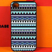 aztec tribal iPhone 4 case iPhone 4s case iPhone 4 cover iPhone 4s skin iPhone 4s cover iPhone 4s