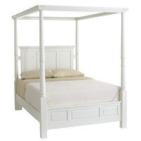 Ashworth King & Queen Beds - White