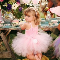 Tutu Couture Kids - Pink Bunny Set