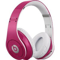 Amazon.com: Beats by Dre Beats Studio High-Definition Headphones Pink, One Size: Sports & Outdoors