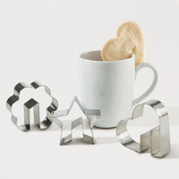 Side-of-the-Cup Cookie Cutter | World Market