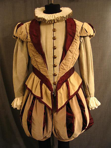 costumes renaissance elizabethan men s from
