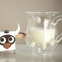 Heffer Pitcher by Chiasso