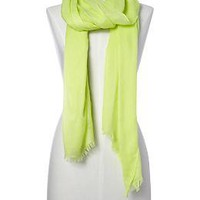 Lightweight solid scarf | Gap