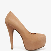 Hidden Platform Pumps
